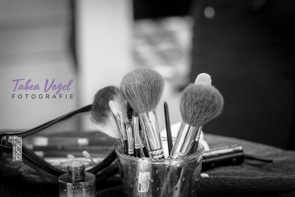 Tabea Vogel Fotografie: Make-up für Hochzeit
