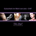 Fotografie Tabea Vogel Gutscheine