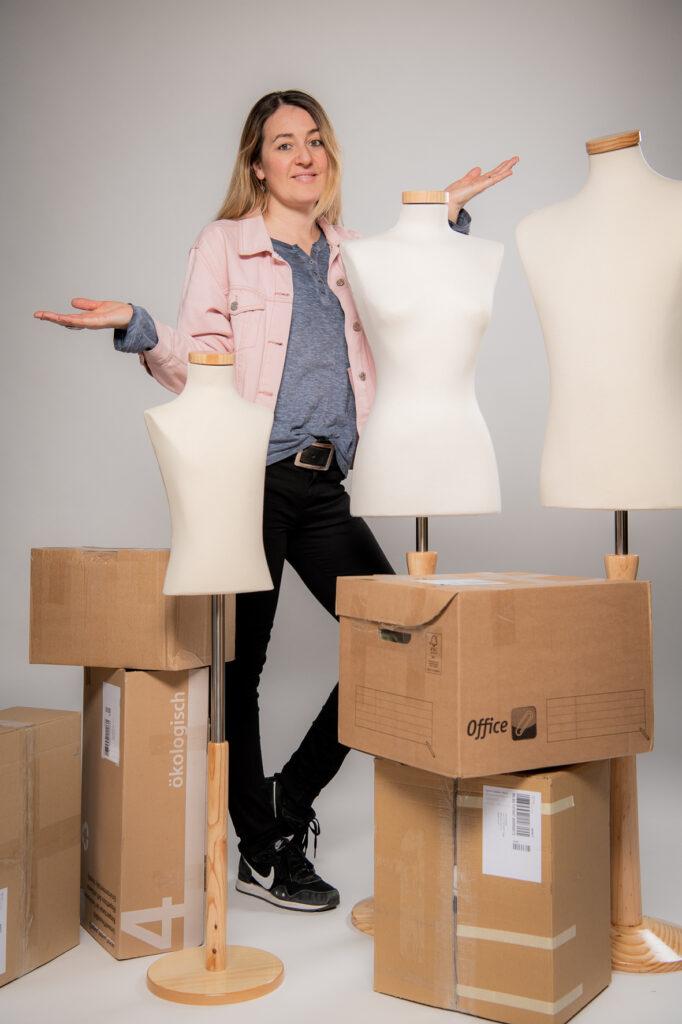 Onlineshop: Secondhand Kleidung